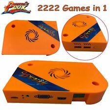 2222 Games in1 PGA VGA + HDMI (Version Arcade) de plateau de jeu Pandora Box 9D