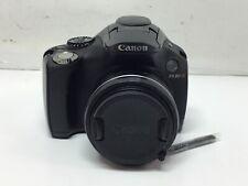Canon PowerShot SX30 IS Camera w/ Black 4.3-150.5mm 35X HD Lens