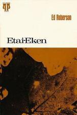 Etai-eken (Pitt poetry series)-ExLibrary