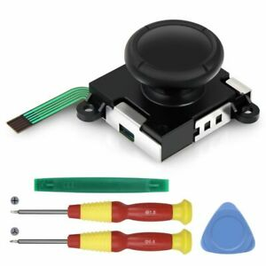 Repair Kit 3D Joystick Analog Thumbstick for Nintendo Switch Joy-Con Controller
