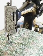 William Morris Sweet Briar Floral Heavy Weight  Cotton Fabric By Half Metre