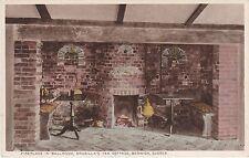 Fireplace In Ballroom, Drusilla's Tea Cottage, BERWICK, Sussex