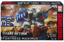 Transformers Titans retour forteresse Maximus ACTION FIGURE NEW