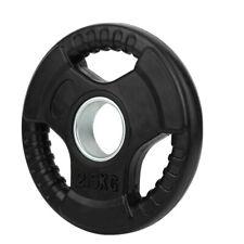 2.5KG 3 Holes Hand Barbell Film Large Hole Weight Lifting Weight Disk Device New