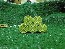 NEW! Ertl 1/64  round hay bales ( 11 )