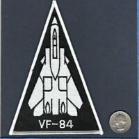 VF-84 JOLLY ROGERS US NAVY Grumman F-14 TOMCAT Fighter Squadron Triangle Patch