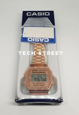 Casio Classic Digital Watch-A168WA-1YES-Rose Gold -2 Years Warranty (box)