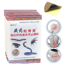 8Pcs Body Massager Ointment for Joints Relief Pain Patch Medical Anti-stress