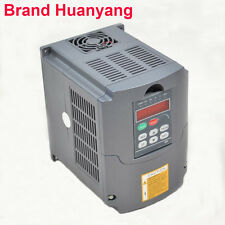 TOP QUALITY 3KW VARIABLE FREQUENCY DRIVE INVERTER  110V 4HP 13A VFD  HY