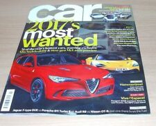 January Car Magazines