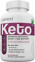 Purest Keto - Burn Fat Fast for Energy Hack - 30 Day Supply