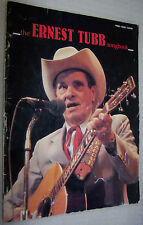 The Ernest Tubb Songbook Piano Vocal Guitar Waltz Across Texas Thanks A Lot