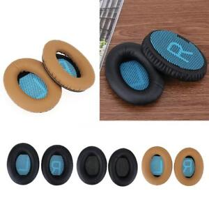 Replacement Ear Pads Ear Cushion for Bose QuietComfort QC35 Headphone Earphone