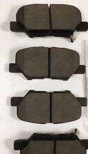 GENUINE MITSUBISHI OE -- REAR -- BRAKE PAD SET Outlander AWD 2018 - 2019