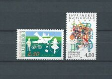 FRANCE - 1991 YT 2690 à 2691 - TIMBRES NEUFS** MNH LUXE