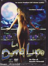 DVD Film: La donna lupo - Italia 1999