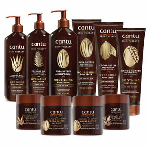 NEW CANTU SKIN THERAPY PRODUCTS - UK SELLER