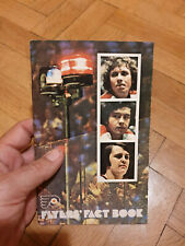 Philadelphia Flyers Hockey 1976-77 Yearbook Fact Book.