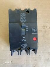 GE TEY330  Circuit Breaker 30 Amp 480Y/277 Vac 3 Pole Bolt In