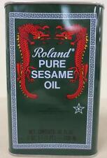 Roland Pure Sesame Seed Oil - 56 fl. oz