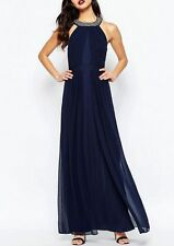 Warehouse Halterneck Maxi Dresses for Women