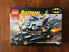 Lego 7781 BATMAN The Batmobile Two-Face's Escape  New Sealed.Two face Minifig