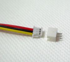 5 Paar JST ZH 1,5mm  3-Pin Stecker & Buchse 1,5mm Pinabstand,Stecker 150mm Kabel
