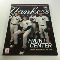 Yankees Magazine: October 2016 Volume #37-8 - The Baby Bombers Take New York