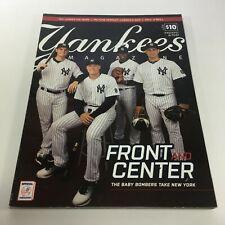 Yankees Magazine: October 2016 Volume #37-8 - The Baby Bombers Take New York