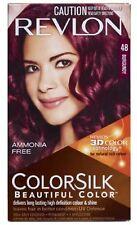 Revlon ColorSilk Beautiful Color, 48 Burgundy 1 ea