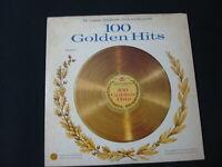 100 Golden Hits Lonines Symphonette Society [Vinyl] Volume 1 and 2