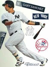 "Gary Sanchez New York Yankees Logo Fathead Teammate Sticker Wall Decal 17"""