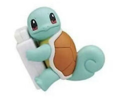 Bn Pokemon Squirtle Cable Cover Mini Figure Gacha 1.5in