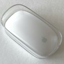 GENUINE APPLE MAGIC MOUSE WHITE BLUETOOTH WIRELESS A1296 MAC MB829LL/A w/ BOX