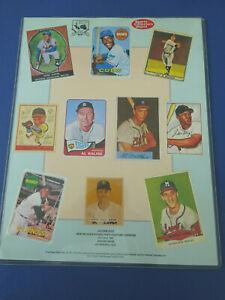 1987 Sports Collectors Digest Baseball Card Souvenir Poster, San Francisco Show