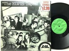Elvis Presley - The Elvis Tapes in-shrink LP Vinyl Record Album