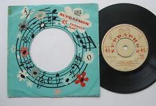 "7"" EP Gustav Brom Orchestra - Ja Da Little Spanish Town - Supraphon SUED 1039"