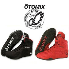 Otomix Stingray High Top Bodybuilding Gym MMA Wrestling Boxing Shoes Mens/Womens