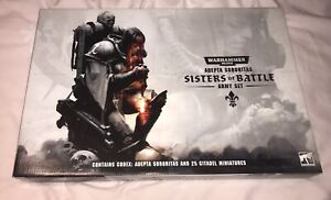 Warhammer 40k Adepta Sororitas Sisters of Battle Box Set