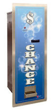 Change Machine Standard Mc300Rl Coinco Dba Hopper Load Bill Changer In Wall