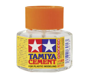 Tamiya 87012 Cement for Plastic Modeling (20ml) modellismo