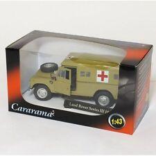 Land Rover Plastic Diecast Ambulances