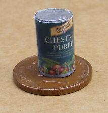 1.12 vide Châtaigne purée maison poupées peut miniature étain accessoire de cuis...