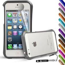 Fundas metálicos Para iPhone SE para teléfonos móviles y PDAs