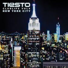 Club Life Vol. 4 New York City - Tiesto CD Sealed ! New ! 2015 !