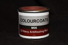 Colorcoats Modern USN Anti-Fouling Red  (M06)