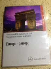 MERCEDES NAVIGATION DVD COMAND AUDIO 50 APS - 2011  A 212 827 51 59