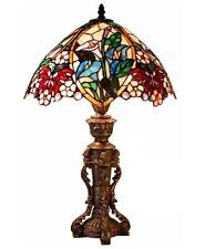 Tiffany Arts & Crafts/Mission Style Glass Lamps