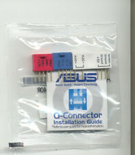 NEW GENUINE ASUS Q-Connector Front Panel USB IEEE1394 Kit 12G05100040R