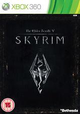 Il Elder scorre V (5) Skyrim ~ XBOX 360 (in ottime condizioni)